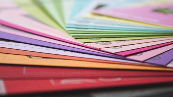 Materiales para imprimira carpetas corporativas