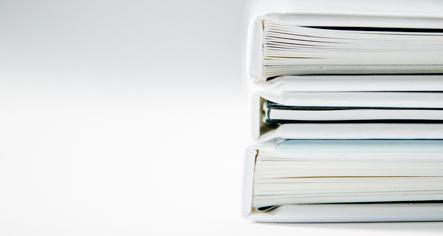 Catálogos con encuadernación